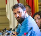 Dimite Carlos Moreno, portavoz de UPN en el Ayuntamiento de Tudela