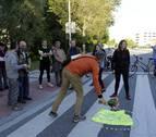 Seguridad Vial apuesta por limitar a 30km/h las calles de Pamplona de un carril y sentido