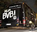 Detenido el atacante del autobús del Dortmund, que quería ganar dinero en bolsa