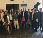 Arrancan las presentaciones de Landarte en Abárzuza, Riezu y Gallipienzo