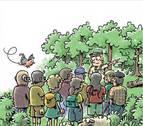 Una veintena de actividades para dar a conocer el patrimonio natural de Navarra
