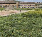 Viana pone a disposición de los vecinos catorce huertos urbanos ecológicos