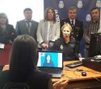 Policía Nacional instala servicios para personas con discapacidad auditiva