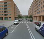 Un niño de 13 años, herido en una pierna tras ser atropellado en Pamplona