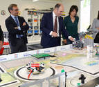 Ayerdi conoce los principales proyectos de I+D de la empresa MTorres