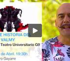 Agenda cultural de Navarra en vídeo hasta el 30 de abril