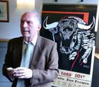 Antonio Eslava, autor del cartel de la Feria del Toro de 2017