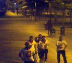 La fiscal pide 22 años y 10 meses para los cinco acusados por la violación de San Fermín