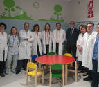 El Hospital de Tudela mejora urgencias con salas de espera y de asistencia para menores