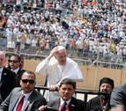 El Papa reconforta a los cristianos golpeados por el terrorismo en Egipto