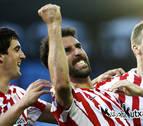 Raúl García mantiene arriba al Athletic y noquea a la versión B del Celta