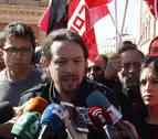 Podemos pide al PSOE por carta que se una a su moción de censura a Rajoy