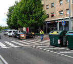 Pamplona mejorará la seguridad en los pasos peatonales y los entornos escolares
