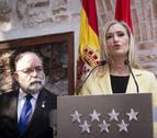 Cifuentes se reivindica como líder de una regeneración y anuncia el fin de los corruptos