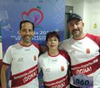 Tres navarros logran medallas en los Juegos Nacionales para Trasplantados