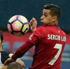 Osasuna ingresará 2,825 millones por Sergio León