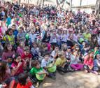 Tudela celebra la romería a la ermita del Cristo
