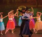 La escuela de baile Dánzalo festeja sus 5 años en Aoiz con un musical