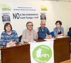 Bardenas acogerá 4 ejercicios con fuego real en mayo y junio