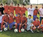 El gesto del Falcesino cadete: cede a dos jugadores al rival para terminar el partido