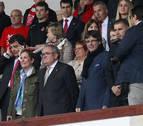 El Gobierno de Navarra tiende la mano a Osasuna