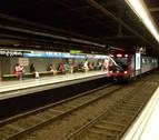 La huelga en el Metro de Barcelona obliga a regular el acceso a diversas estaciones