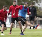Osasuna recupera a varios jugadores para Valencia pero pierde a Oier y Mérida