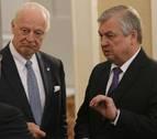 Rusia, Turquía e Irán firman en Astaná un acuerdo sobre 'zonas seguras' en Siria