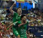Aspil Vidal y Osasuna Magna iniciarán la temporada en casa