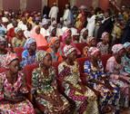 Boko Haram difunde un vídeo en el que niñas de Chibok rechazan volver a casa