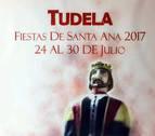 La obra 'Gigantes Fiestas' gana el concurso de carteles de fiestas de Tudela 2017