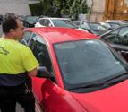 Más de 1.000 firmas apoyan la zona azul de Estella y a sus trabajadores