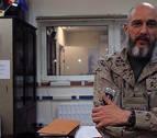 El comandante militar destaca la normalidad de las relaciones con las instituciones navarras
