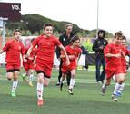 La selección sub-12 de fútbol 8, tercera en el Campeonato de España