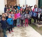 La escuela de música del valle de Roncal se dispone a celebrar sus 25 años