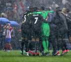 El Atlético asusta y el Real Madrid se clasifica