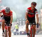 El suizo Dillier se lleva la fuga del día y Jungels sigue líder del Giro