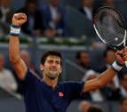 Djokovic aprueba el examen de Feliciano y Nishikori tumba a Ferrer