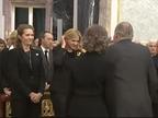 La infanta Cristina vuelve a palacio tras cuatro años de ausencia
