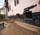 Vecinos de la zona de la plaza de la Constitución de Tudela piden más vigilancia