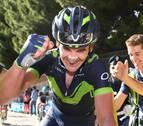 Gorka Izagirre logra la primera victoria para el Movistar