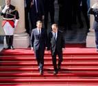 Macron inicia su mandato con el objetivo de relanzar el proyecto europeo