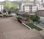 La reforma de la plaza de Elizondo comienza hoy con un nuevo kiosco