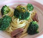 Tres recetas con brócoli: albóndigas, espaguetis y mahonesa de pimentón