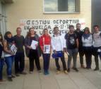 La huelga de los trabajadores obliga a cerrar las piscinas cubiertas de Tudela