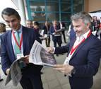 La industria navarra visita el periódico