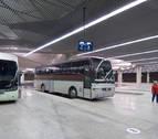 El transporte interurbano de viajeros se reducirá un 50% durante el estado de alarma