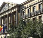 Las sesiones del Gobierno y los despachos para los consejeros, en el antiguo Archivo General