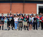 Una alumna de Cintruénigo gana el concurso 'Spelling Bee'