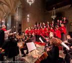 La Capilla de Música de la Catedral de Pamplona actúa en Roma